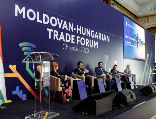 MOLDOVAN-HUNGARIAN TRADE FORUM